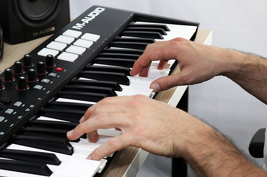 10 Best 61 Key MIDI Controllers - Best Size for Balancing Transportability with User Experience