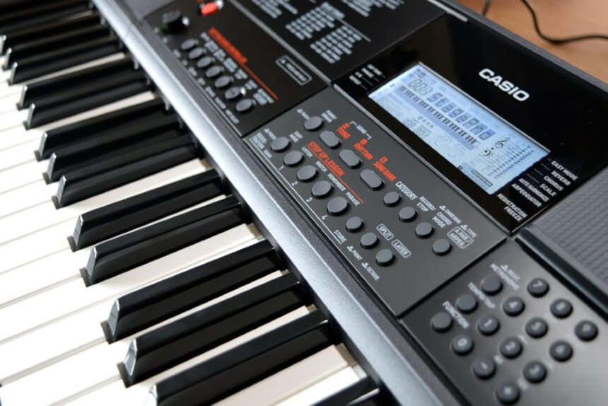 12 Excellent Casio Keyboards and Digital Pianos for Any Needs and Budget