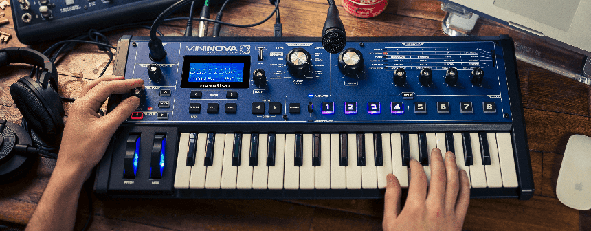 10 Best Synths for Ambient – Versatile Instruments with Wonderful Sound!