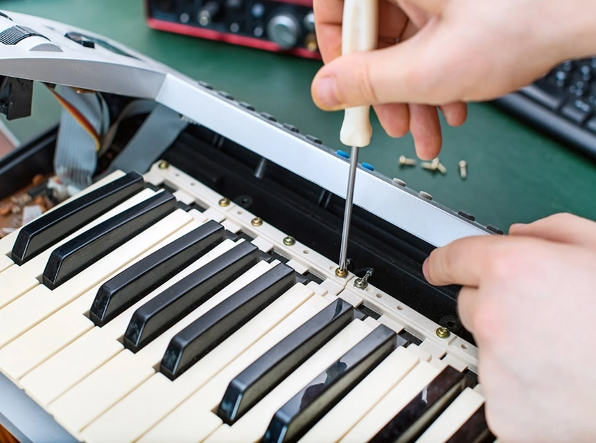 How to Fix Digital Piano Keys: Simple Advice to Solve Any Problem!